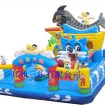 兒童充氣樂園 藍貓樂園充氣城堡