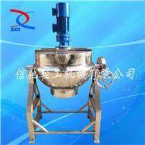 電加熱可傾式電熱棒攪拌夾層鍋