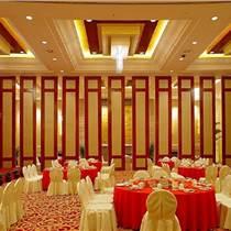 贵州宴会厅隔断、兆拓隔断墙、会议室活动折叠门