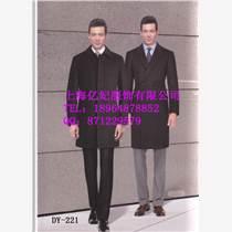 男士妮子大衣外套上海億妃服飾