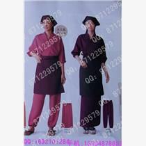 日本料理服定做,日式工作服定制,上海和服订制厂家 寿司工作服厨师服