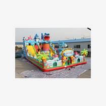 2016款充气大滑梯 充气城堡 沙滩玩具