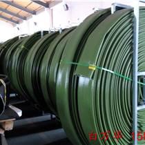 页岩油气开发远程输水大口径聚氨酯软管