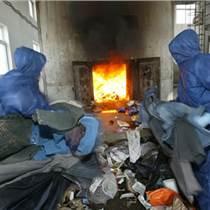 蘇州外貿服裝箱包焚燒中心,蘇州下架服飾女裝銷毀