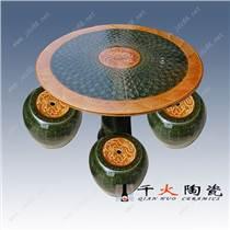 家居擺件陶瓷鼓凳定制,時尚花鳥陶瓷鼓凳禮品廠家