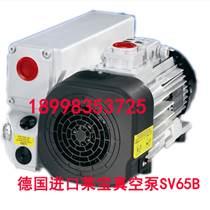 全新廣州進口萊寶LEYBOLD單級旋片油式真空泵SV65B