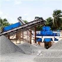 50吨制沙设备 河石制砂机价格