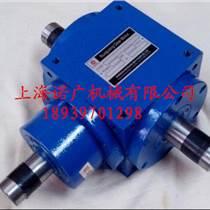 HD17齒輪轉向箱/諾廣品牌螺旋錐齒輪換向器