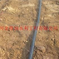 黑色塑料滴灌管|蓬安县节水灌溉