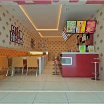成都奶茶店裝修設計,專業奶茶店裝修設計公司