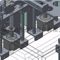 南海玻璃機械外觀設計,南海玻璃機械工業設計