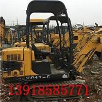 衢州最小挖機玉柴13挖機玉柴35挖掘機