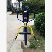 广西名扬健身器材腰背按摩器梧州新华小区安装。