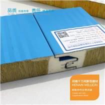 聚氨酯冷库板的产品厚度及特点