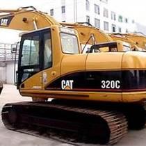出售二手小松320挖掘機