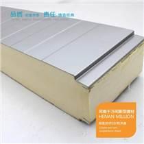 雙面彩鋼聚氨酯冷庫板