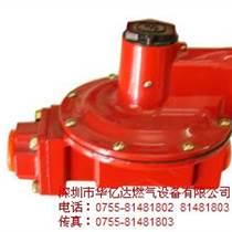 美国FISHER红色R622H-DGJ减压阀 调压阀 调压器