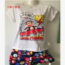 厂家夏季新款T恤女韩版圆领套头夏季装全棉女短袖