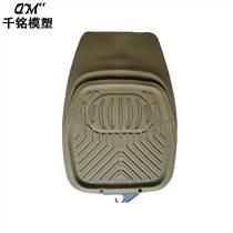 塑胶模具厂家 汽车配件脚垫模具设计制造