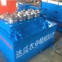 山东达威全自动新型9轮弯弧机设备生产商