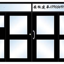 蕪湖玻璃樓宇門訂做 蚌埠樓道單元門價格合理量大從優