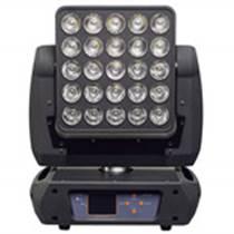 25顆LED矩陣搖頭