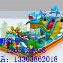 儿童充气城堡充气滑梯厂家供应