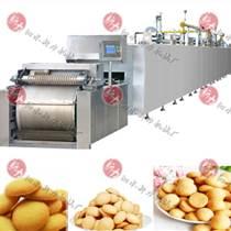泗水新力食品機械天然氣隧道爐