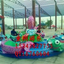 河南鄭州哪家生產公園擺的旋轉鯉魚設備質量好