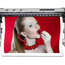 山西聯印廣告承接太原刀刮布網格布防水白畫布車貼燈片噴繪寫真