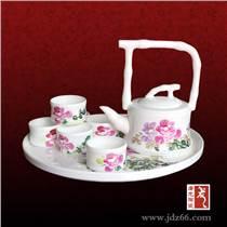 陶瓷茶具定做價格,手繪青花瓷茶具批發價格