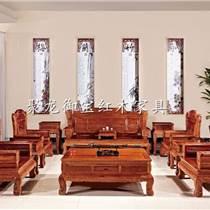 西安實木沙發定制,中式沙發定制價格,仿古實木沙發圖片
