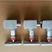 針型閥  截止閥  壓力表管道