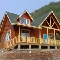 歐式木屋別墅 歐式度假山莊木別墅 廠家歐式重型木屋施工