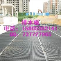 廣東凹凸濾水板/小區車庫排水板土工布供應