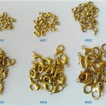 各种型号款式合金龙虾扣 饰品配件 饰品扣 五金制品
