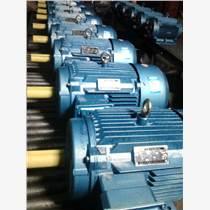 变速双速电动机YD132M1-8/6/4-0.75/1.3/1.8KW