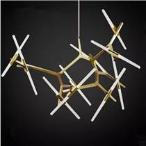 后現代創意樹型Roll Hill客廳壁燈餐廳藝術壁燈別墅創意人字型樹杈壁燈樹枝人字形壁燈