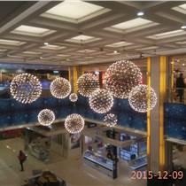 銘星燈飾專業天花吊頂空中吊飾酒店家居客廳裝飾掛飾