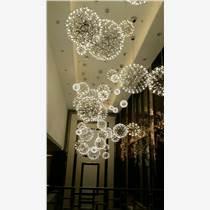吊燈創意個性餐廳燈LED火花球moooi創意煙花滿天星空現代客廳吊燈