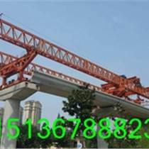 广西桂林公路架桥机是怎样架设预制T梁的