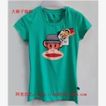 夏季新款纯棉大嘴猴T恤女式韩版短袖圆领衣服套头上衣女装