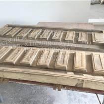 仿木铺板模具 仿木地板模具 仿木栈道