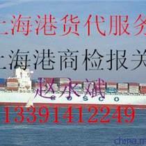 進口上海港棕櫚絲報關清關