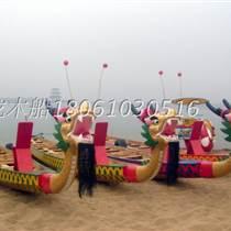 龙舟木船 手划龙舟 木质龙舟