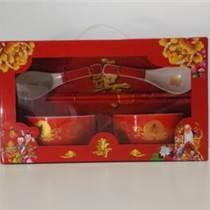重慶渝北區兩路回興鴛鴦地區燒壽碗定制壽慶禮品回禮