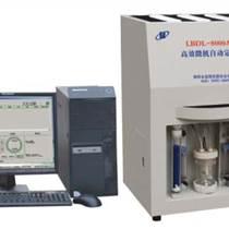 自動定硫儀,微機定硫儀銷售部