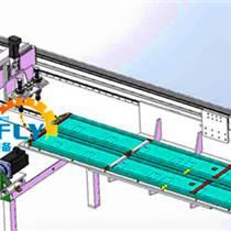 鋼跳板自動焊接線