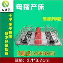 产床供应保育床郑州农盛乐母猪产床性价比最高