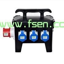 廠直銷 移動式12位插座箱 手提式配電箱 工業防水檢修電源插頭